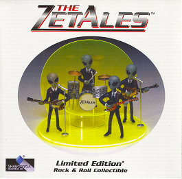 The Zetales- All the way from Looprevil, folks.