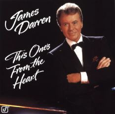 James Darren Album Cover