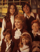 Partridge Family, with Bus