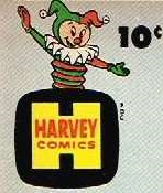 File:Logo Harvey Comics 1961.png