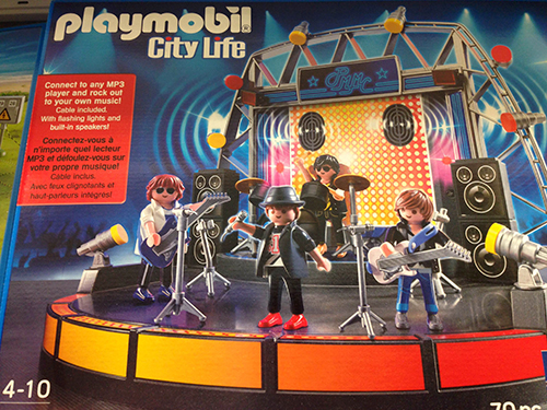 Playmobil Special Plus Le Faste Food