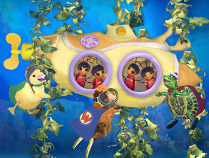 The Beetles and The Wonder Pets.jpg